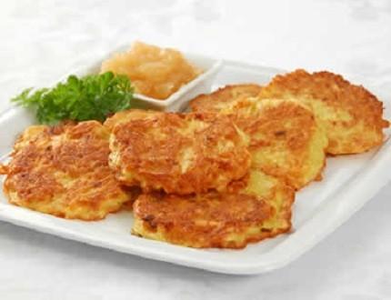 Crepes pommes de terre