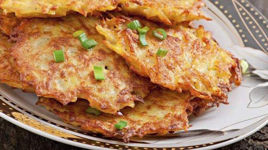 galette de pommes de terre facile