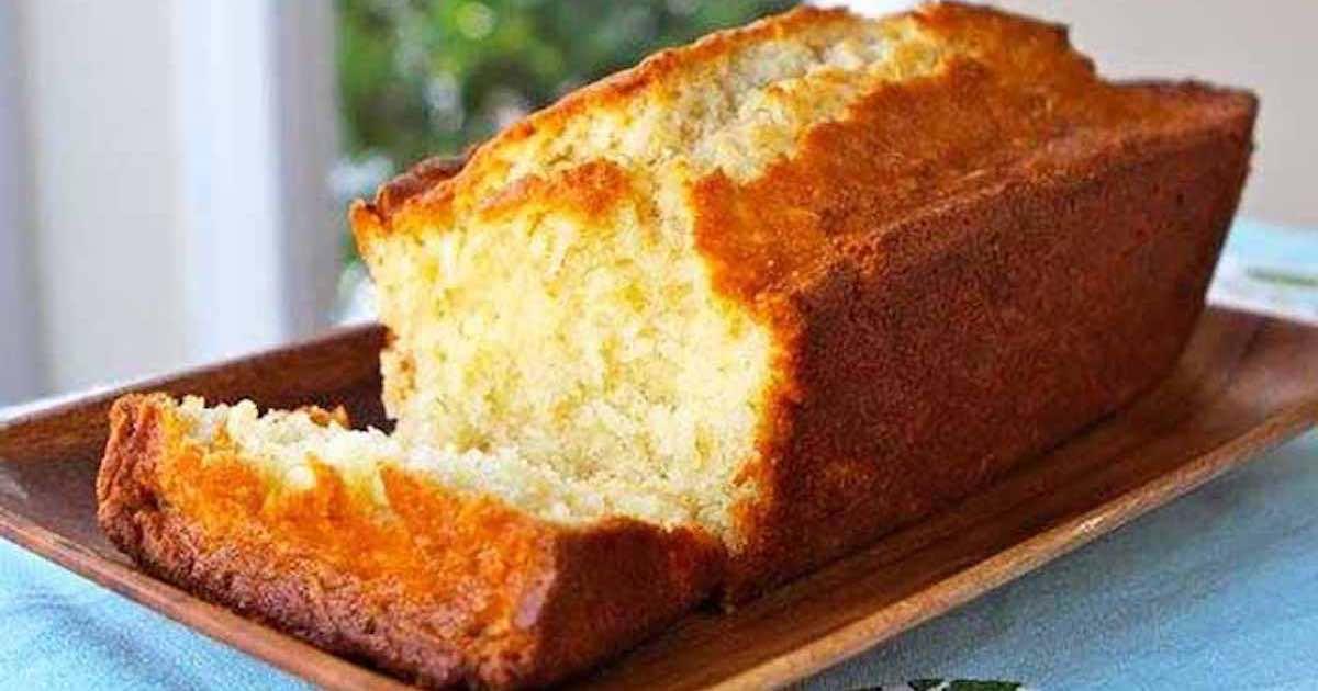 Cake à la Noix de Coco
