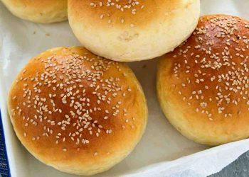 faire du pain à hamburger maison