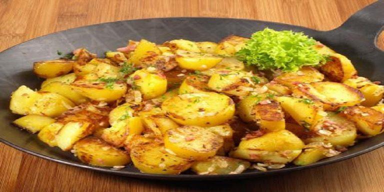 Pommes de terre tyroliennes