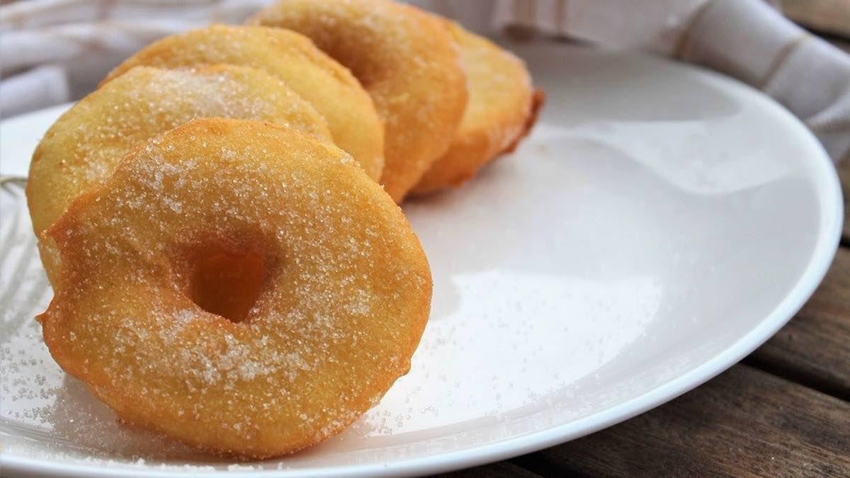 beignets ananas cyril lignac