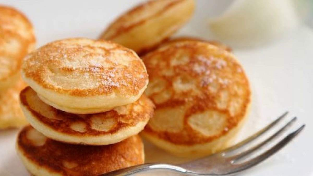 Blinis faciles maison