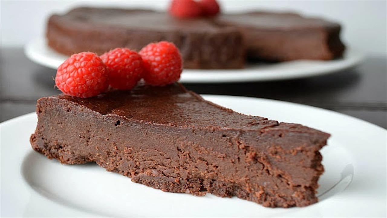 gâteau au chocolat à 2 ingrédients