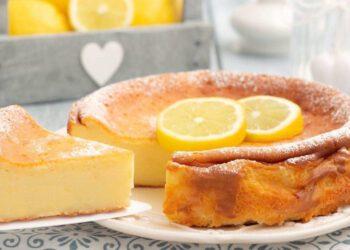 Gâteau au citron sans farine