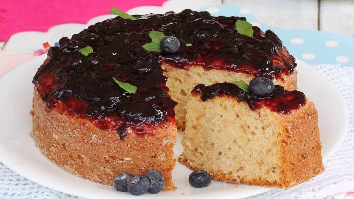 gâteau yaourt sans oeuf sans beurre