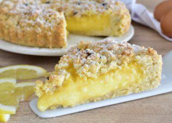tarte au citron et à la crème pâtissière de Cyril Lignac