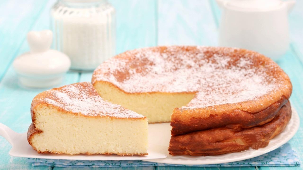 gâteau à la noix de coco au mascarpone sans farine