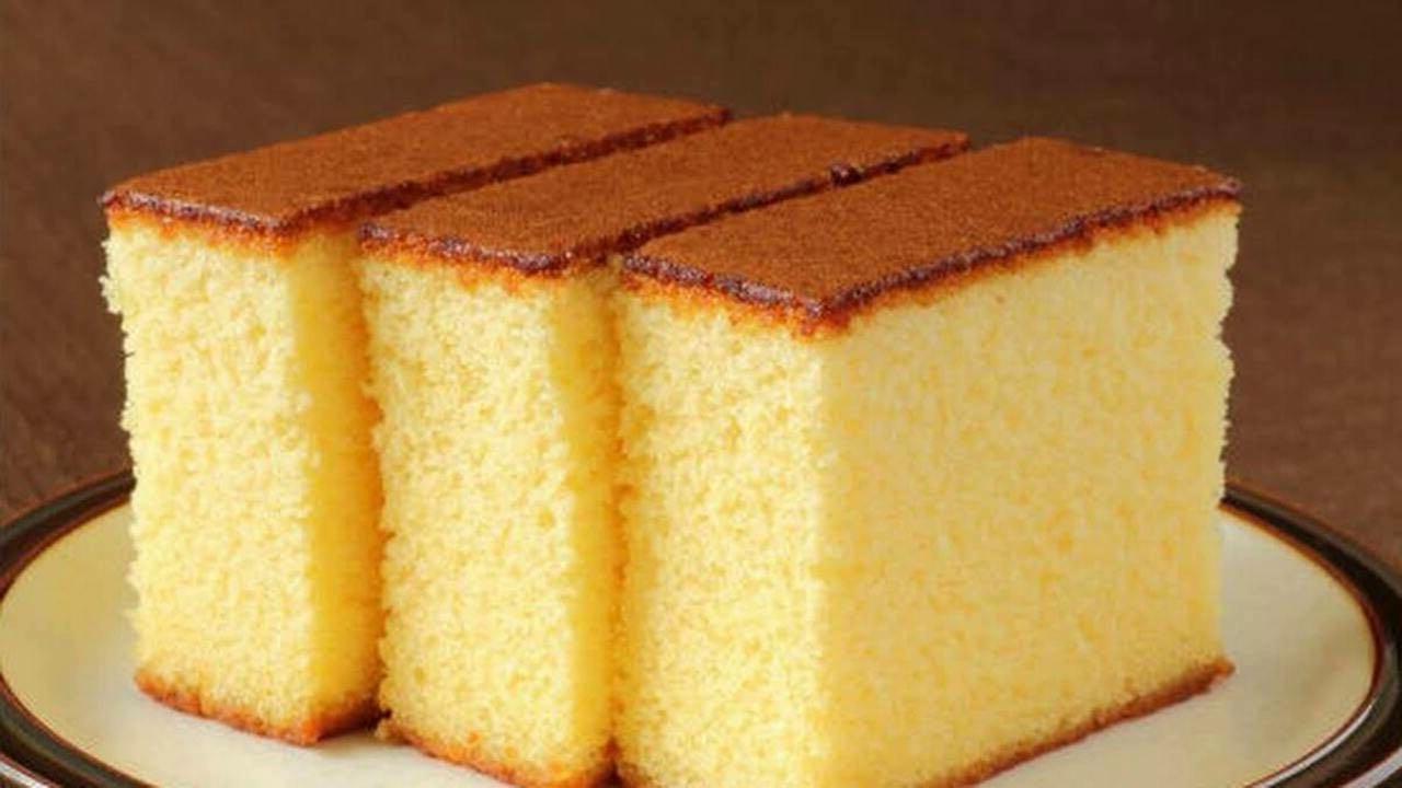 Gâteau au lait chaud sans Levure