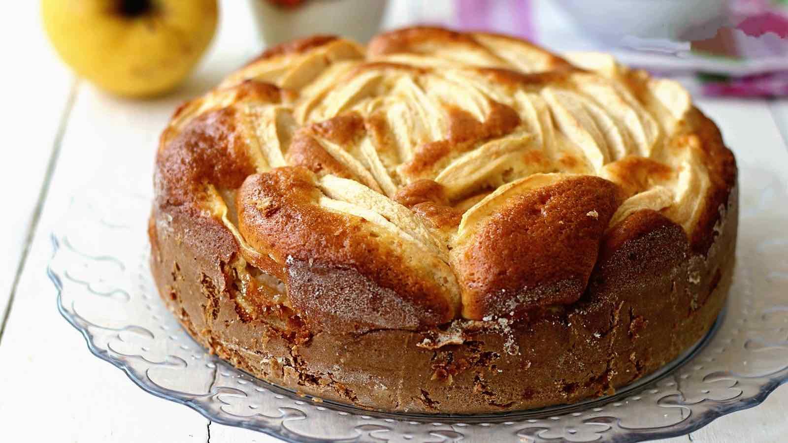 Recette Gâteau aux pommes au Thermomix