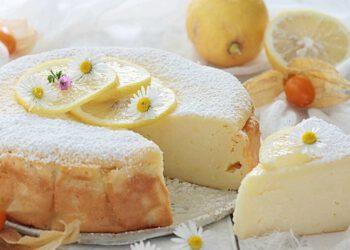 moelleux au citron sans farine