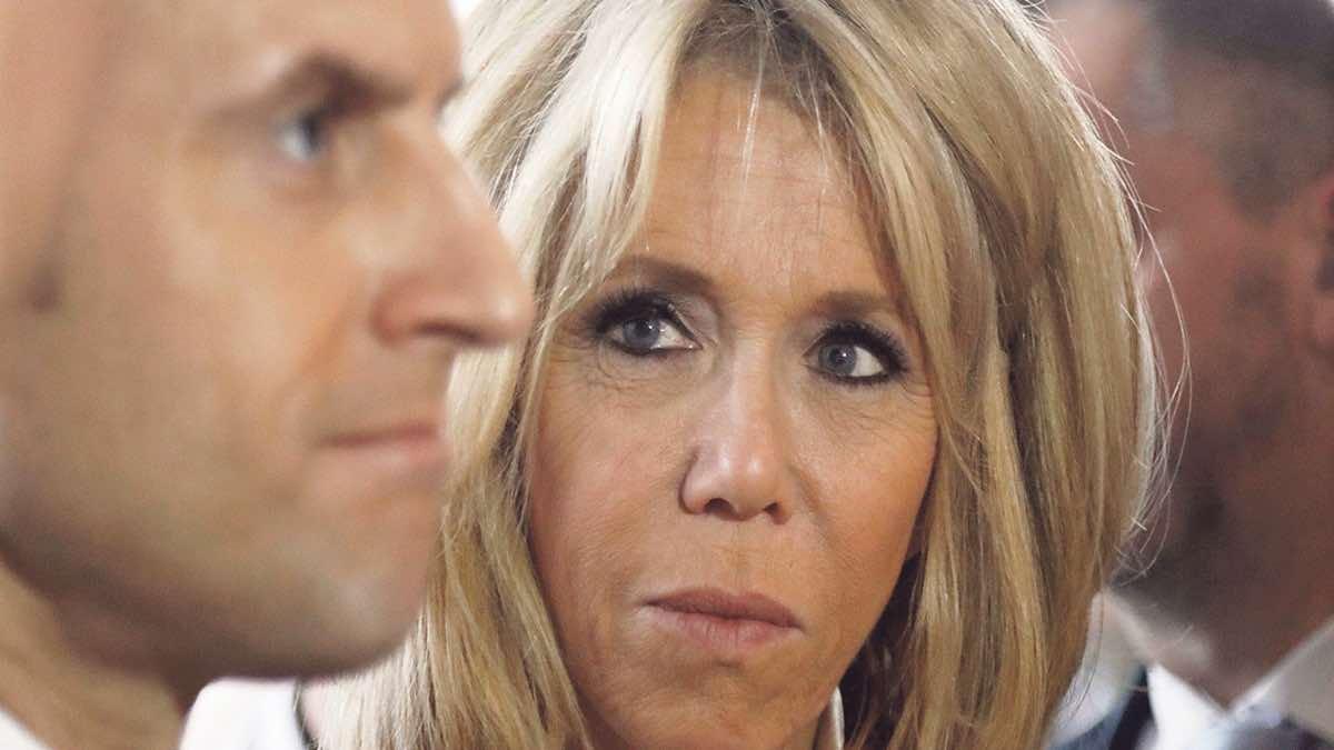 Brigitte Macron, quotidien terrible à l'Élysée – Bruce Toussaint lui brise le cœur