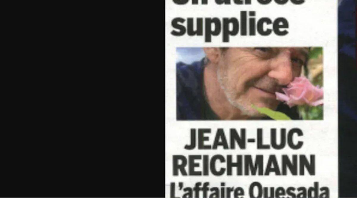 Jean-Luc Reichmann, supplice, affaire Quesada- réponse qui fait jaser (photo)