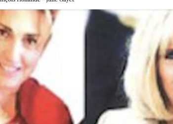 Julie Gayet, campagne « perfide » – Etonnante compétition avec Brigitte Macron