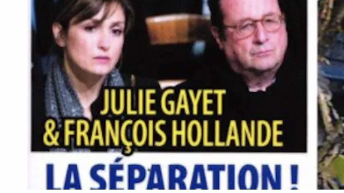 Julie Gayet, François Hollande, couple brisé, elle ouvre son cœur
