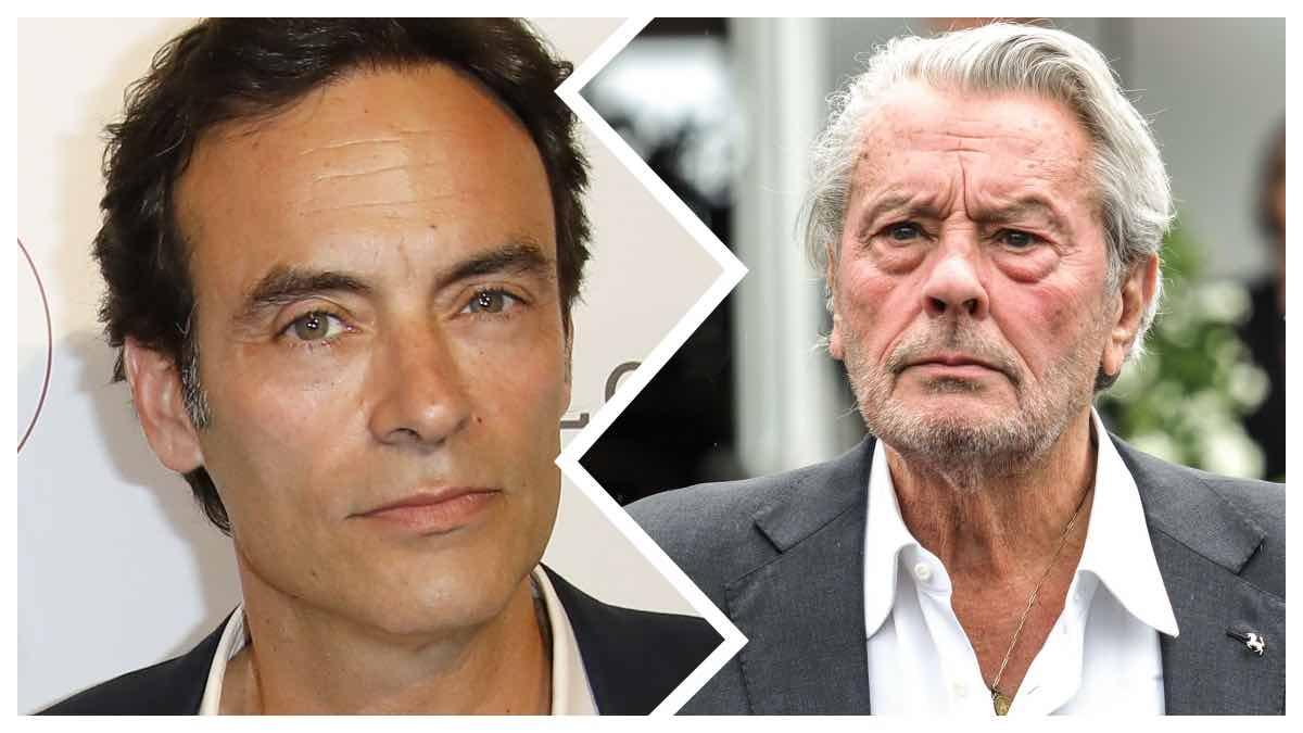 Alain Delon gravement malade et délaissé ? Où sont ses fils ?