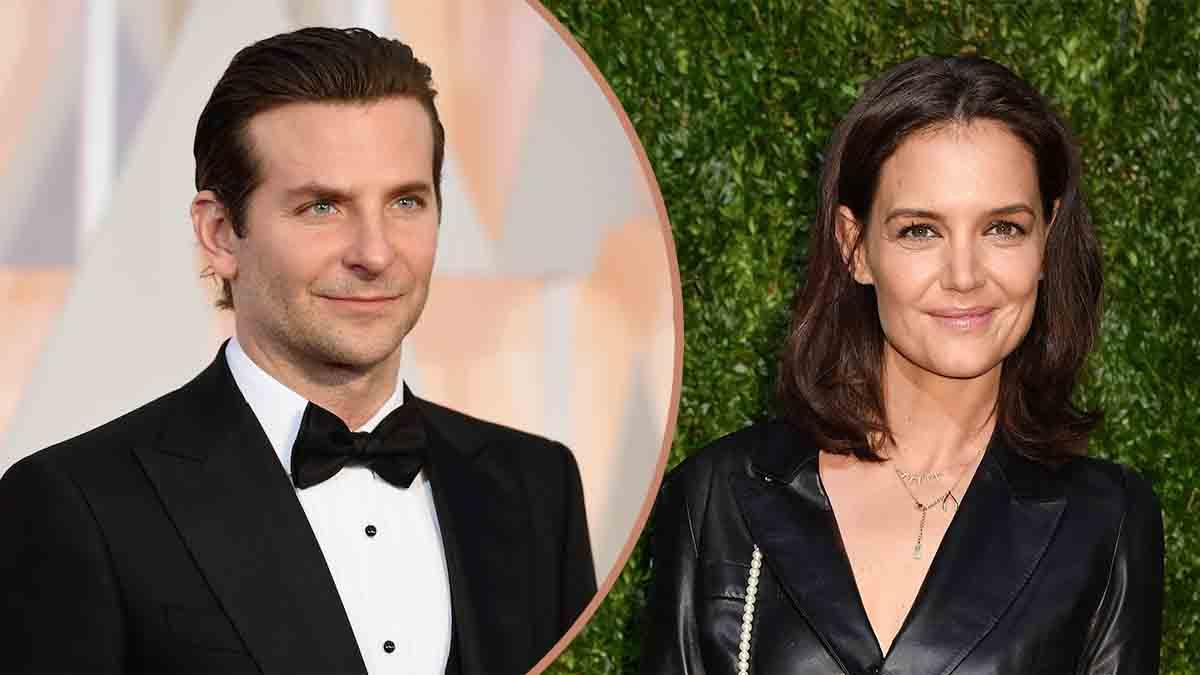 Bradley Cooper en couple avec Katie Holmes ? Révélation sur le nouveau couple du moment !