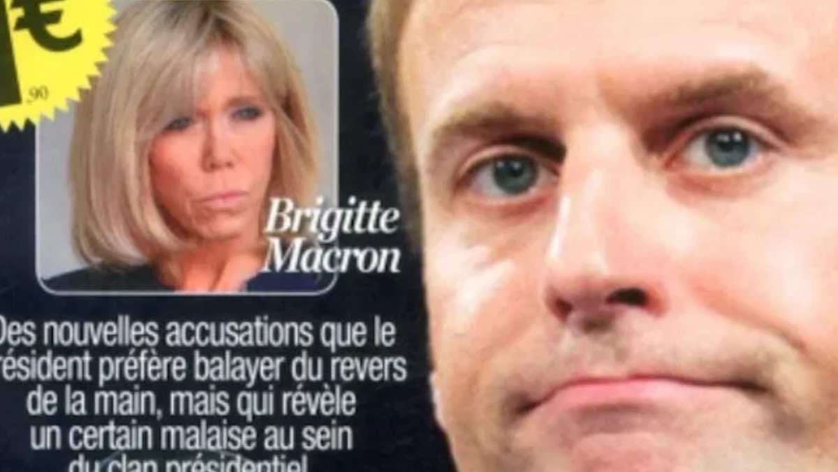 Brigitte et Emmanuel Macron critiqué ! Le couple est incendié par Caroline Bouquet en direct !