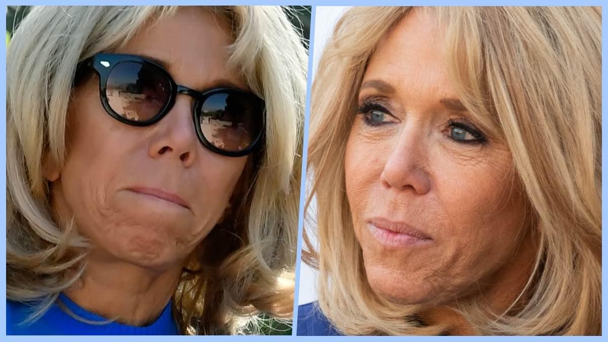BRIGITTE MACRON : son look raffiné pendant les élections, confidences exclusives sur la première dame !