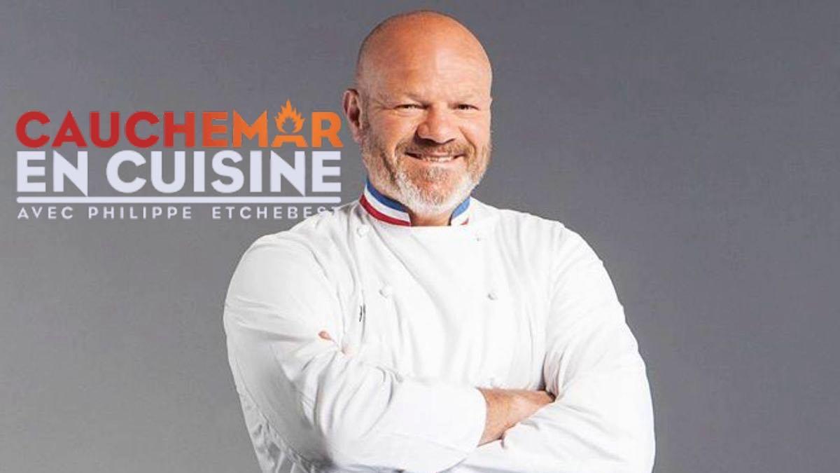 Cauchemar en cuisine accusé de trucage ,Philippe Etchebest pète les plombset réponds aux critiques.