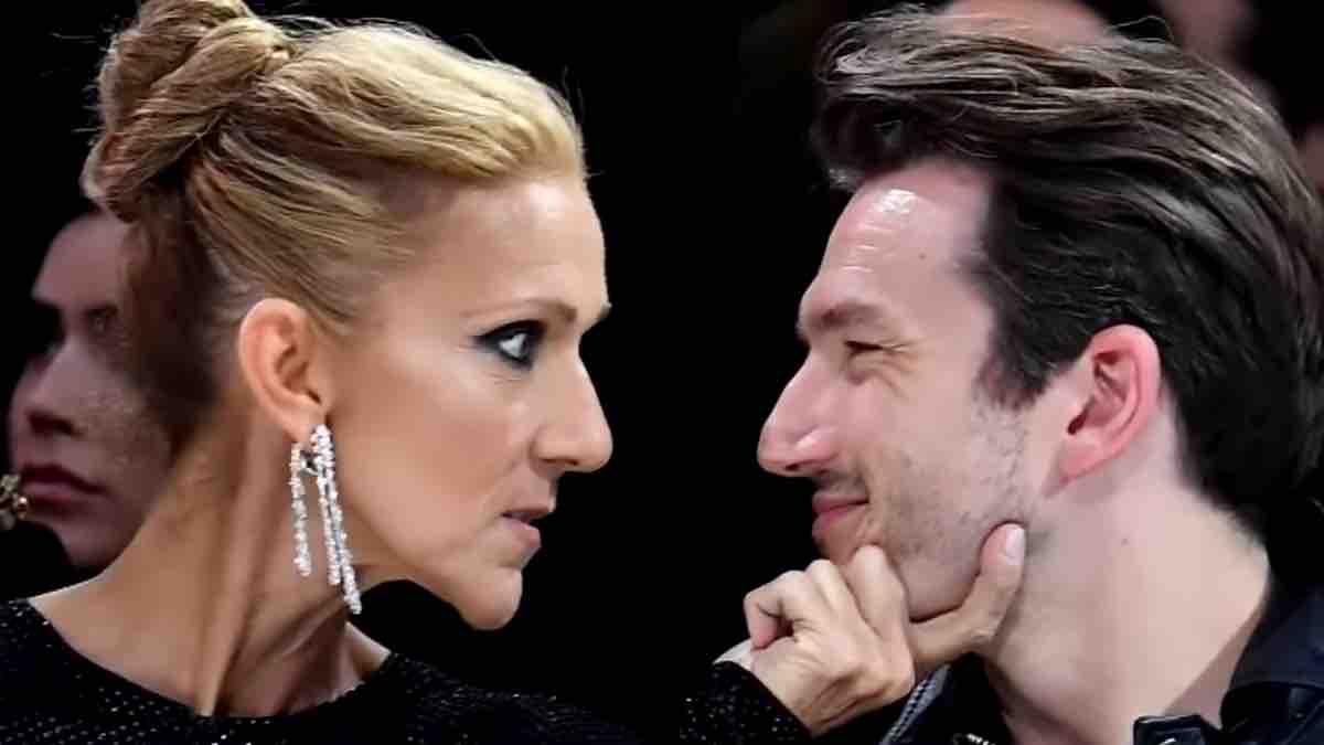 Céline Dion et Pepe Munoz situation bordélique avec les ragots du web!