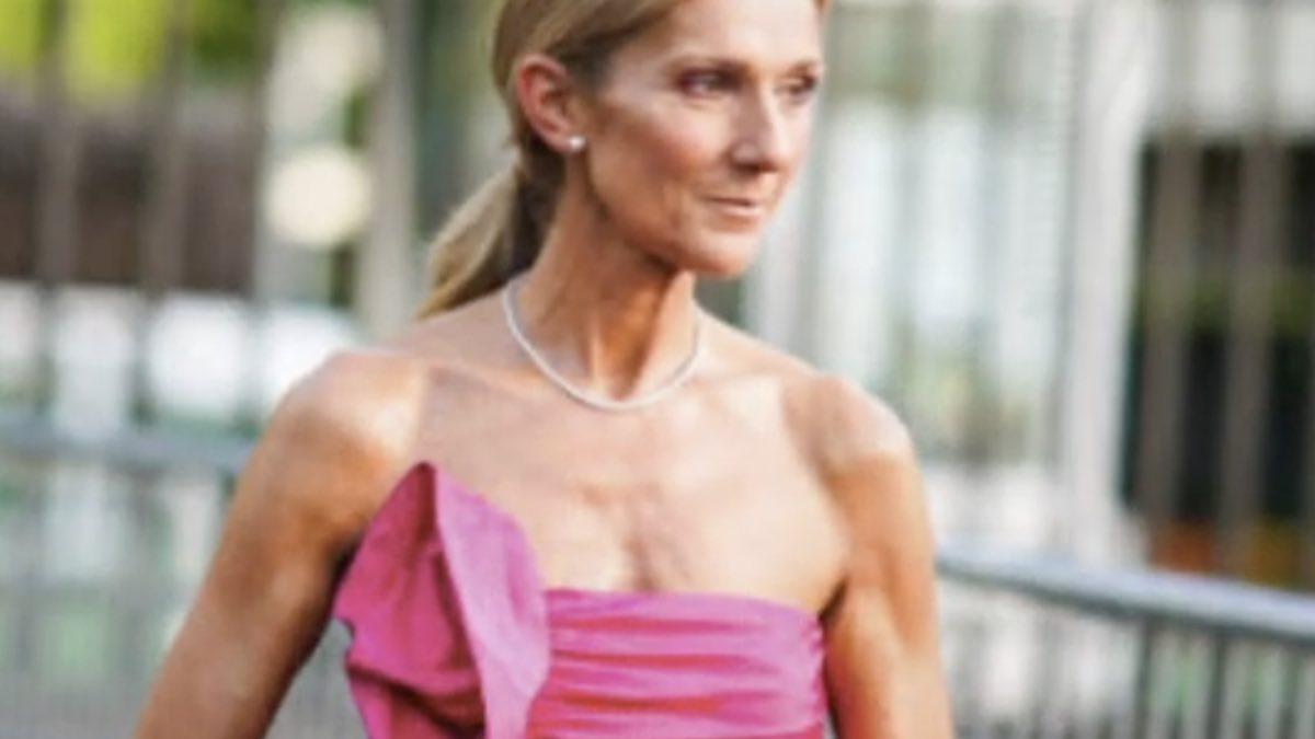 Céline Dion, on voit son squelette! Révélations sur sa perte de poids!