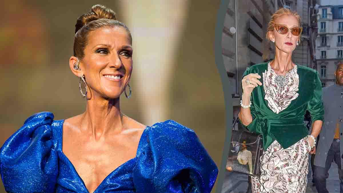 Céline Dion : Une nouvelle oupe de cheveux ! Elle fait le buzz