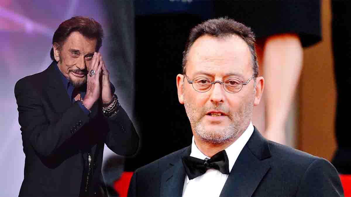 Jean Reno est mourant ? Il sait très bien où être enterré grâce à son meilleur ami Johnny Hallyday