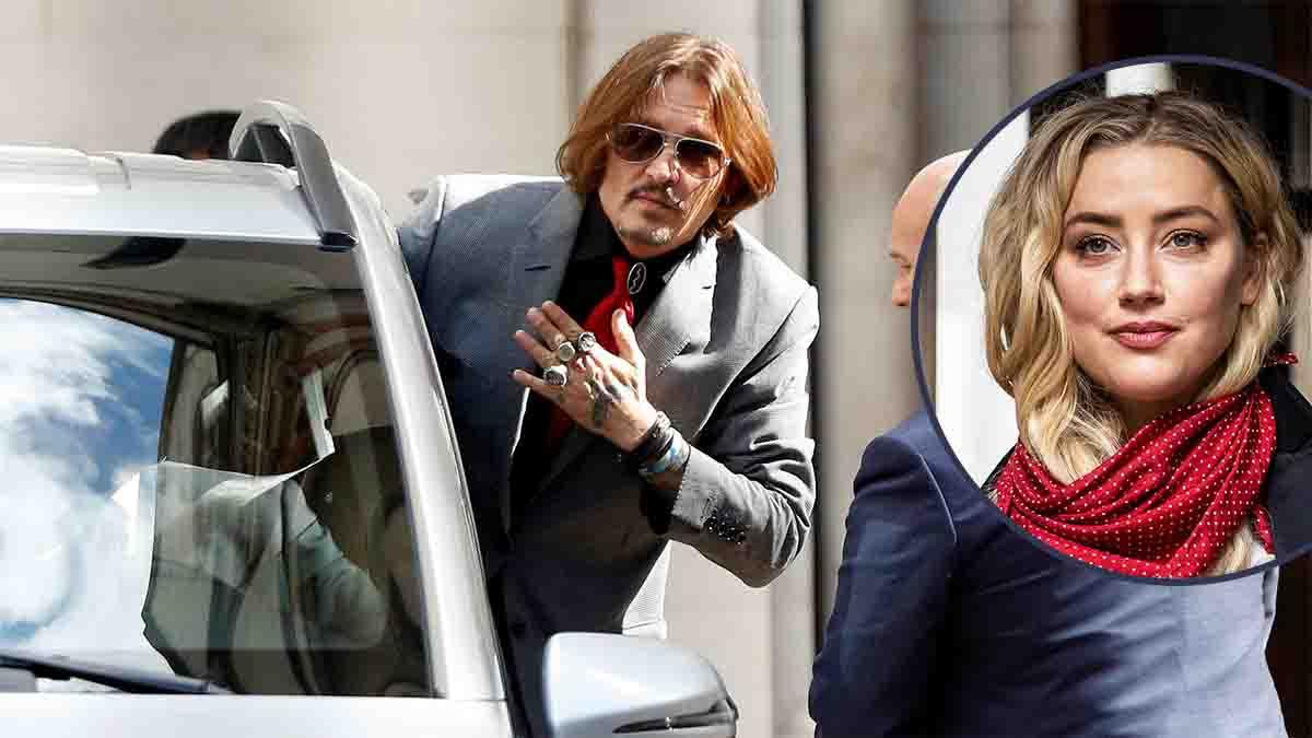 """Johnny Depp : """"Elle pose ses excréments sur le lit"""" ! Les révélations choc du procès avec Amber Heard"""