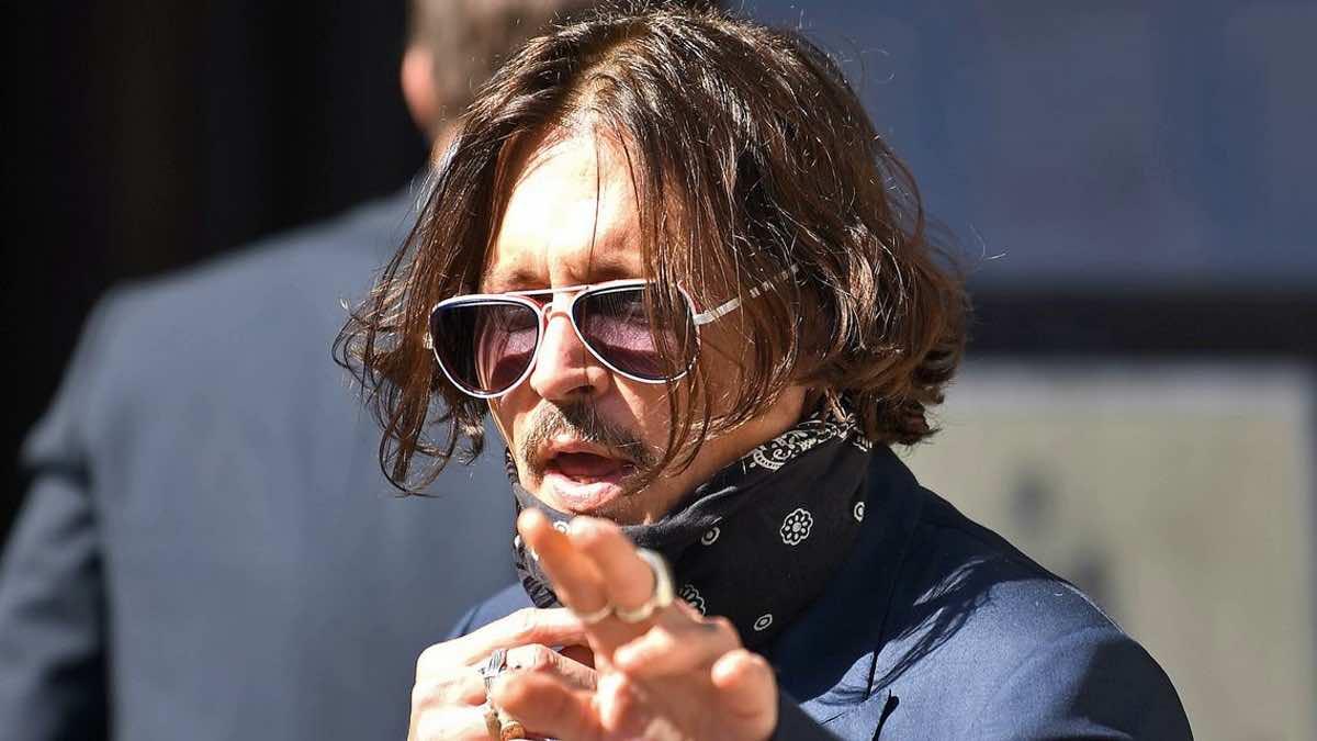 Johnny Depp : enfant drogué ! Les preuves sont flagrantes !