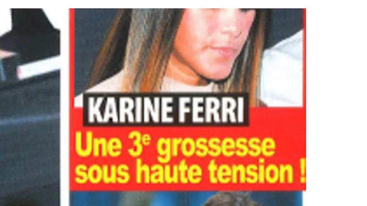 Karine Ferri, grossesse difficile – la vérité éclate au grand jour dans le Var (photo)