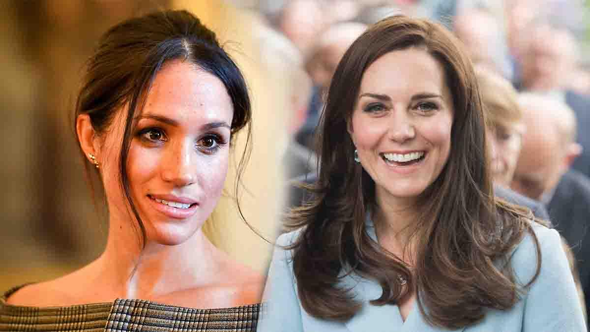 Kate Middleton humiliée ! Meghan Markle lui mène la vie dure !
