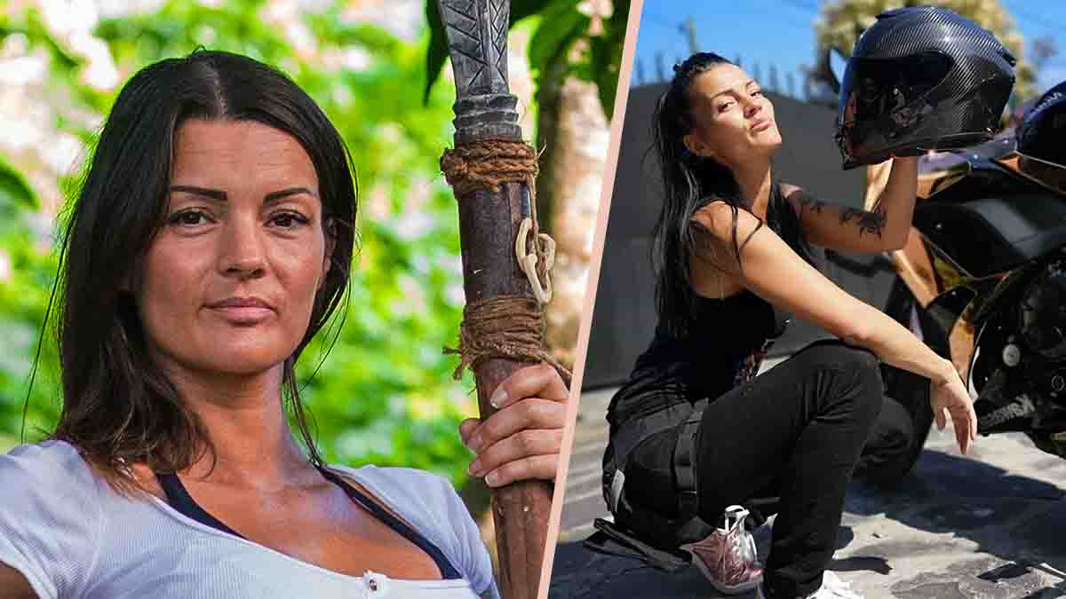 Koh-lanta : Jessica Potel fait tomber le bas ! Sa photo hyper HOT enflamme Instagram
