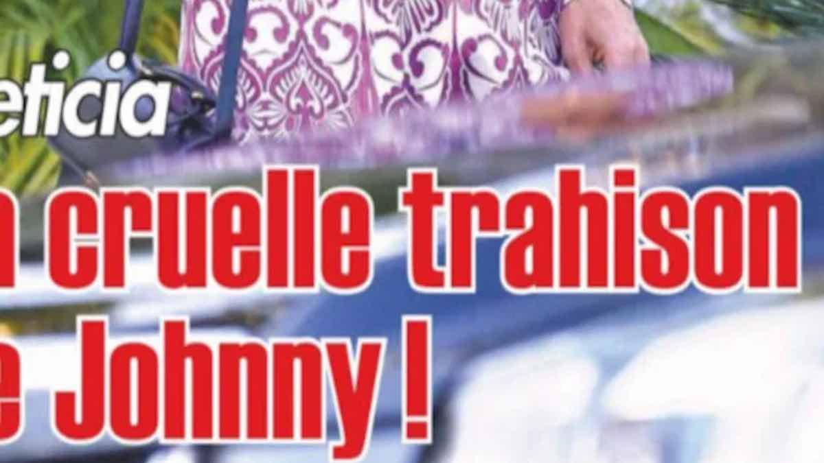Laeticia Hallyday, horrible trahison – Son passé trouble qui angoisse Pascal.