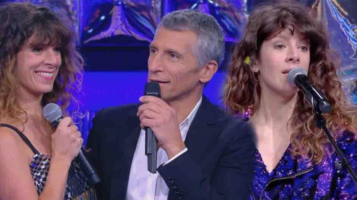 """""""N'oubliez pas les paroles"""" : Nagui a recadré la choriste Magali Ripoll ! Elle a fait une gaffe inexcusable"""