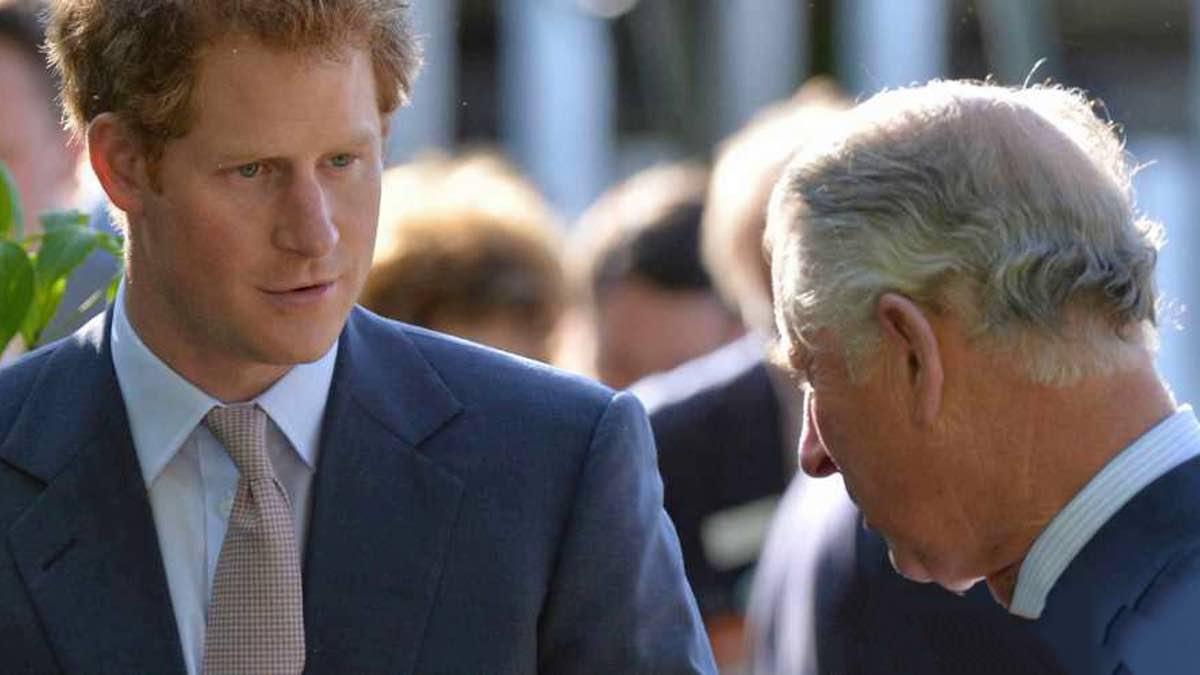 Prince Harry : un sombre secret dévoilé ! Son père le met en cure de désintox