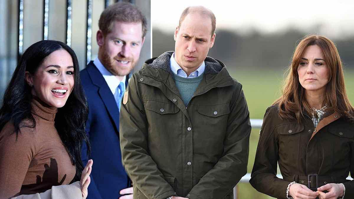 Rupture chez le Prince William et Kate Middleton ! La Reine exige une séparation ?