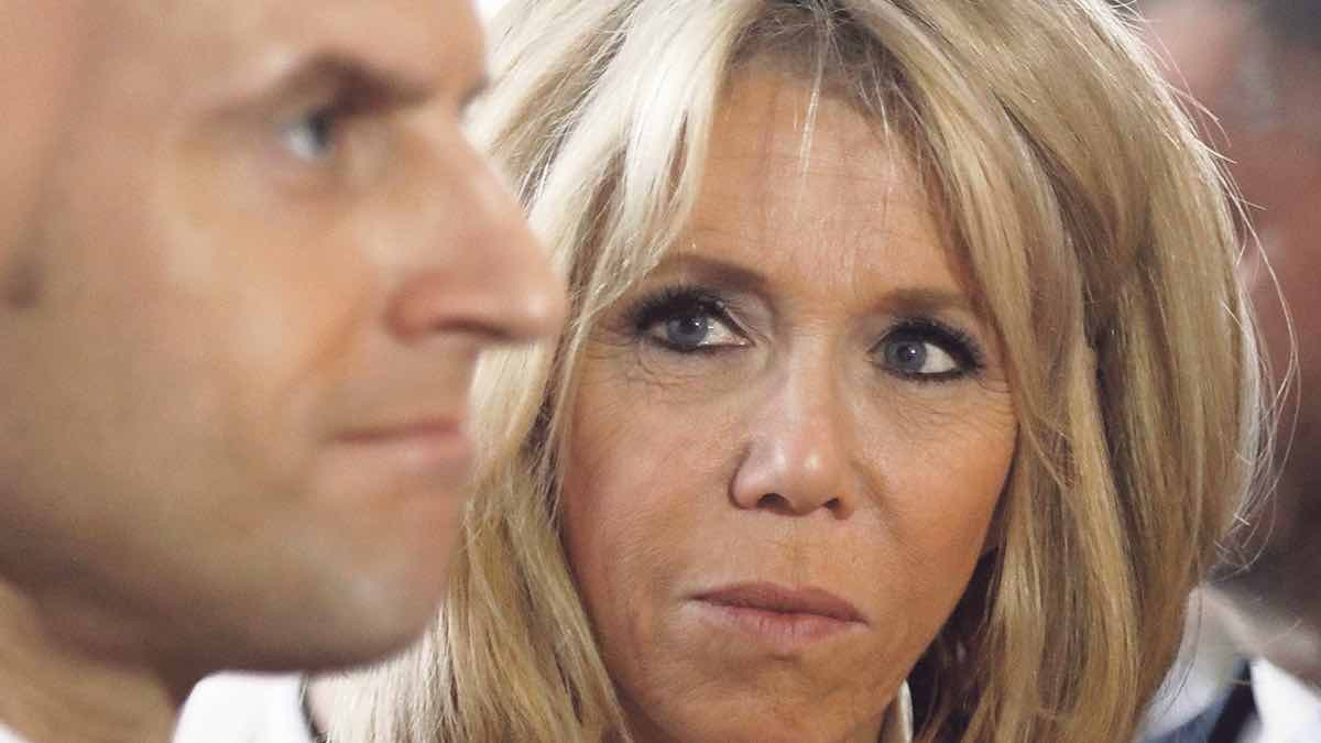Scandale Présidentiel : Emmanuel et Brigotte Macron divorcent ?