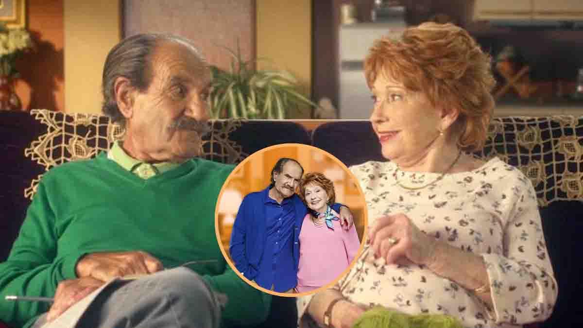 Scène de Ménages : Huguette et Raymond partagent une véritable idylle romantique ?