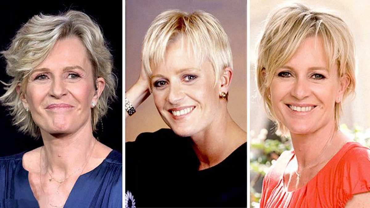 Sophie Davant : changement de sa coupe de cheveux au fil du temps !