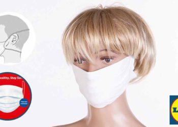 Bon plan Lidl : Un masque à moins de 3 euros