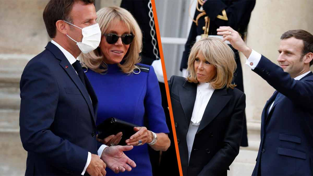 Brigitte et Emmanuel Macron dans le Var : Une visite culturelle !