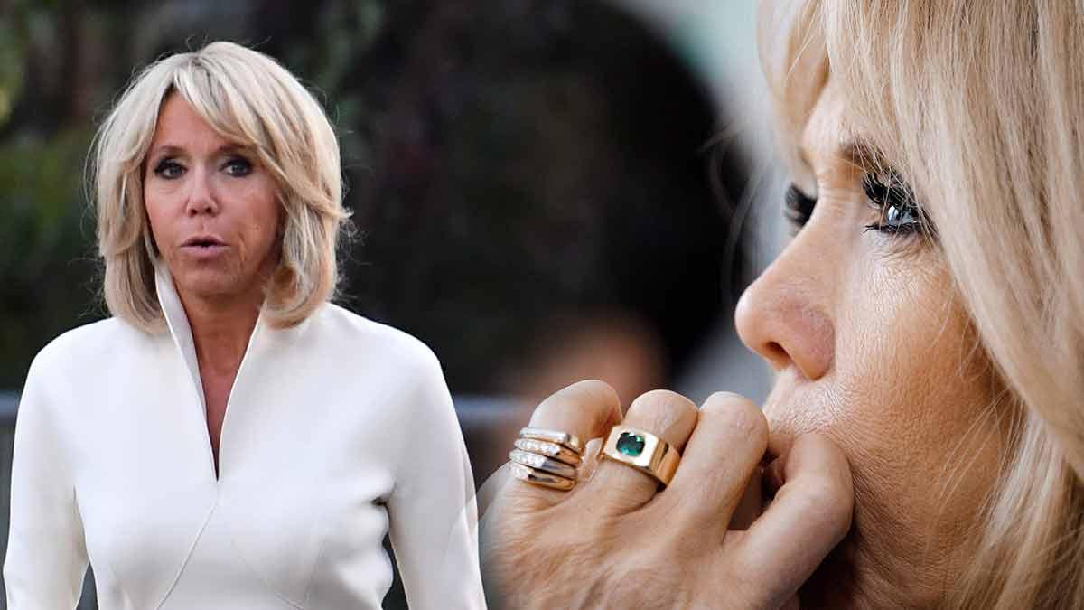 Brigitte Macron dépressive ? 2020 l'a mise au plus mal !