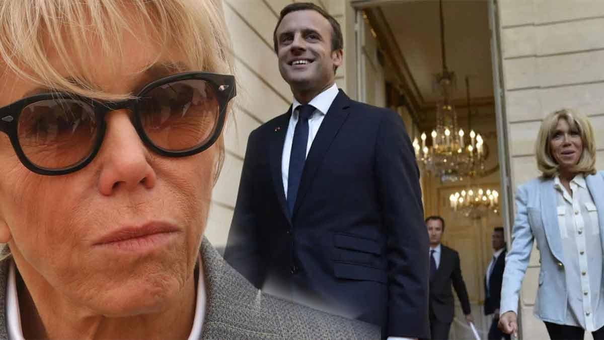 Brigitte Macron en tenue osée ! Son short fait polémique !