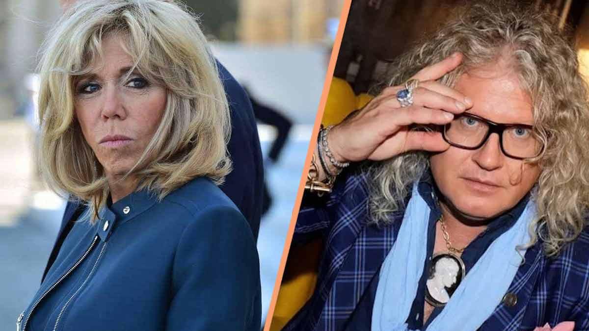 Brigitte Macron et Pierre Jean Chalençon très proche ? Un appel mystérieux !