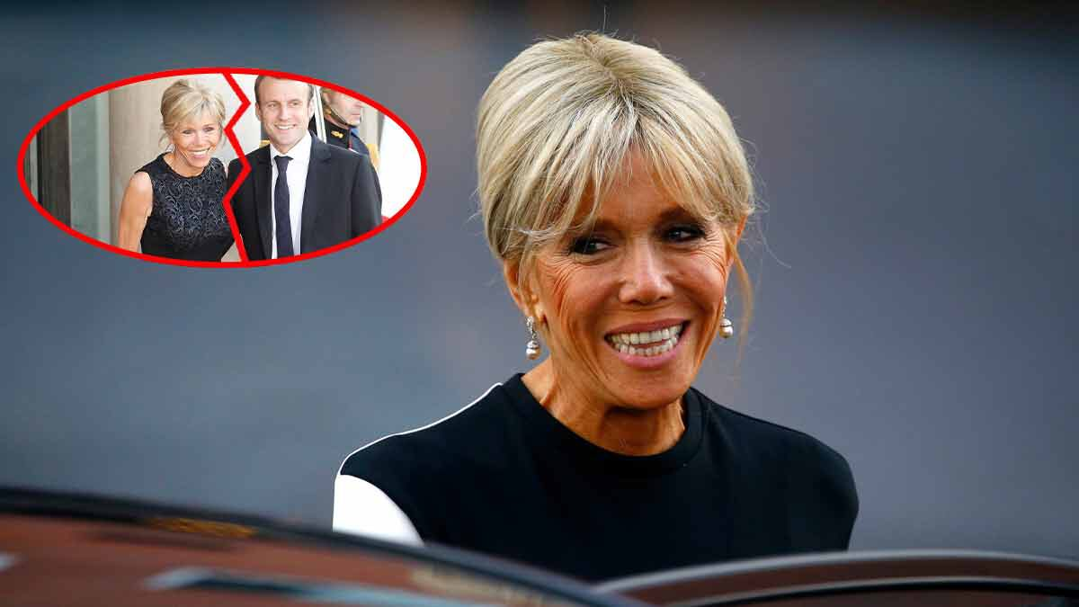 Brigitte Macron quitte Emmanuel ? Elle en a marre des critiques !