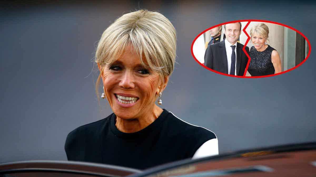 Brigitte Macron: Son divorce d'Emannuel Macron. Elle n'en peut plus!
