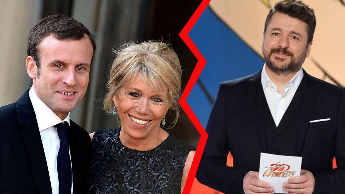 Bruno Guillon attaque Brigitte et Emmanuel Macron ? Cette pique sur leur couple !