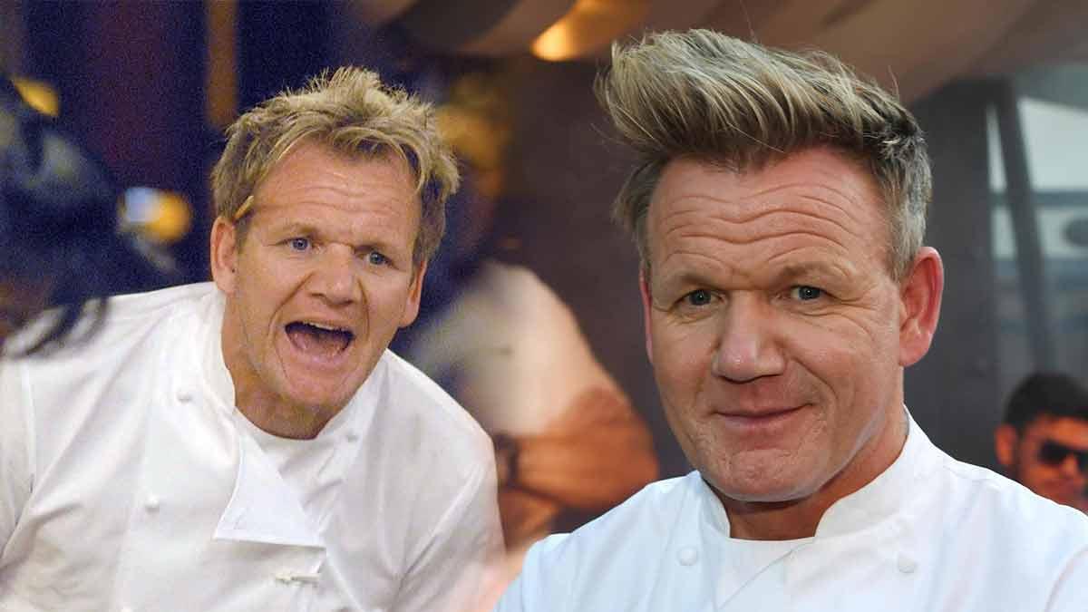 """""""Cauchemar en cuisine"""": Gordon Ramsay en a eu marre ? Révélation sur la fin de l'émission !"""