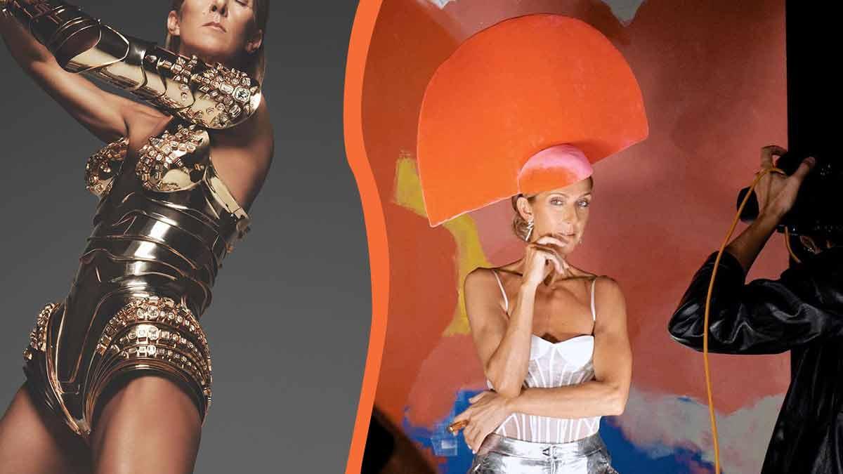Céline Dion porte une tenue trop sexy ? « C'est un chef d'œuvre » !